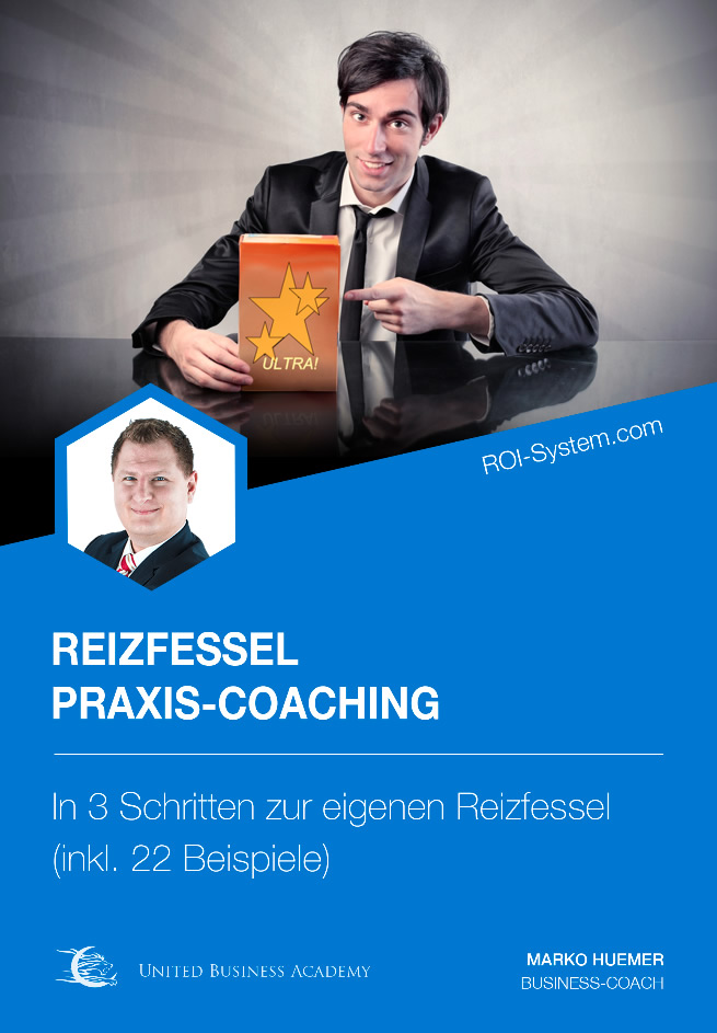 Reizfessel Praxis - Coaching- Chapter 4